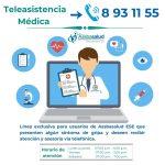 TELEASISTENCIA MÉDICA PARA USUARIOS DE ASSBASALUD ESE