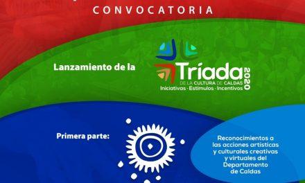 CONVOCATORIA CULTURAL EN CALDAS