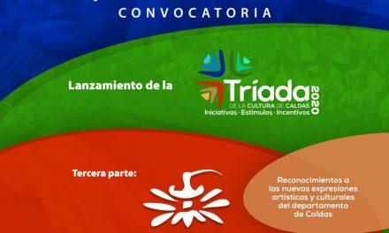 LANZAMIENTO DE LA TRIADA CULTURAL EN CALDAS
