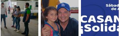 ESTE SÁBADO GRAN DONATÓN CASANARE SOLIDARIO