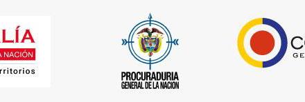 Comunicado conjunto Contraloría, Fiscalía y Procuraduría
