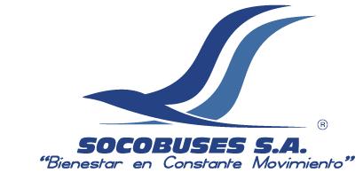 Programación de Horarios y rutas en Socobuses DEL 28 DE ABRIL AL 11 DE MAYO