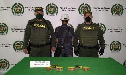 CAPTURADO HOMBRE EN LAS ÚLTIMAS HORAS POR EL DELITO DE FABRICACIÓN, TRÁFICO Y PORTE DE ARMAS DE FUEGO O MUNICIONES