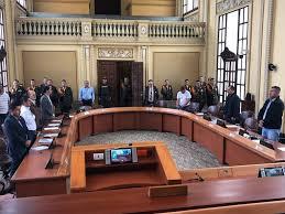 AGENDA DE SESIONES EXTRAORDINARIAS MAYO 12, 13 y 14 DE 2020 EN LA ASAMBLEA DE CALDAS