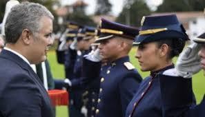 Presidente Duque participa este viernes en el primer ascenso virtual de subtenientes de la Policía Nacional, debido a Emergencia Sanitaria por covid-19