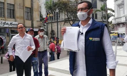 CON ACCIÓN DE TUTELA, EL GOBERNADOR DE CALDAS RECLAMA PAGO DE LAS EPS A LA RED PÚBLICA HOSPITALARIA DEL DEPARTAMENTO. LA TUTELA TAMBIÉN LA FIRMARON LOS 27 ALCALDES, LOS GERENTES DE LAS ESE, LA DEFENSORA DEL PUEBLO Y EL PROCURADOR DELEGADO PARA EL EJE CAFETERO Cafetero