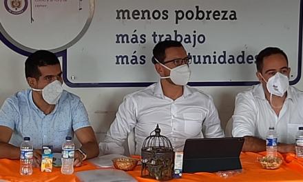 GOBERNADOR DE CALDAS CONTINÚA CON SU VISITA A LOS HOSPITALES PÚBLICOS DEPARTAMENTALES. EN ESTA OPORTUNIDAD LIDERÓ LA JUNTA DIRECTIVA DE LA ESE DE SAN JOSÉ