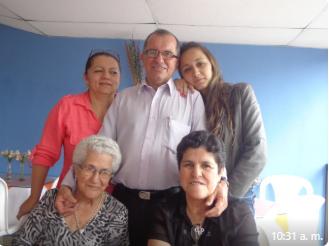 LAS CUATRO MADRES DE JOSE MIGUEL ALZATE