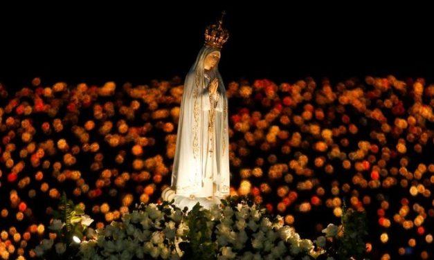 Las apariciones de la Virgen de Fátima en 1917