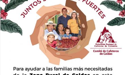 COMITÉ E INSTITUCIONES DEL GREMIO EMPRENDEN LA CAMPAÑA SOLIDARIDAD CAFETERA