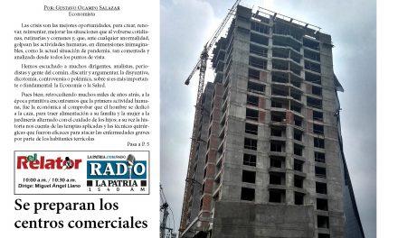 SALE  LA EDICIÓN N° 73 DE EL PERIÓDICO EL RELATOR