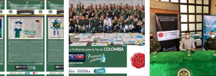 ILC apoya desde 2018 iniciativa de memoria y reparación simbólica de las víctimas del conflicto en Caldas