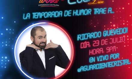 Piezas masterdrinks ILC Ricardo Quevedo para hoy