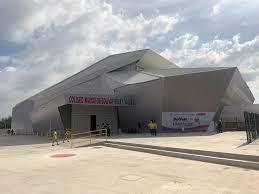 Coliseo Juegos Nacionales