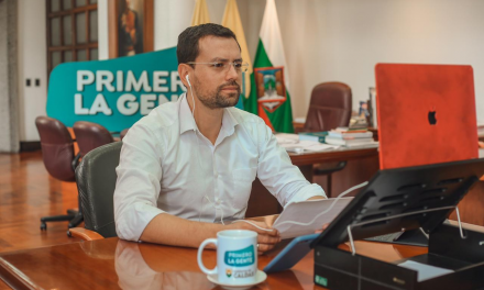 AGENDA DE ACTIVIDADES PARA HOY EN LA GOBERNACIÓN DE CALDAS