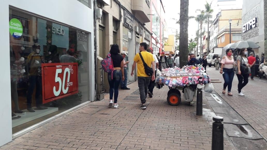 TERRITORIAL DE SALUD HACE UN LLAMADO A EVITAR AL MÁXIMO SALIR DE CASA Y SEGUIR LAS RECOMENDACIONES EN EL SEGUNDO DÍA SIN IVA