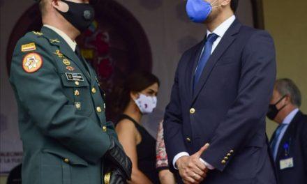 Asumió el mando nuevo comandante del Batallón Ayacucho