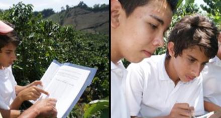 Por su impacto en la comunidad rural y en la categoría no empresarial  Escuela y Café, proyecto educativo de la FNC, ganadora en los reconocimientos a las buenas prácticas en Desarrollo Sostenible de Pacto Global Colombia