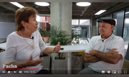 Dra. Pacha UAM promueve envejecimiento saludable por YouTube