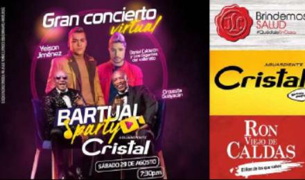ILC SIGUE INNOVANDO EN ESTRATEGIAS DE MERCADEO Y REALIZARÁ CONCIERTO VIRTUAL BARTUAL PARTY