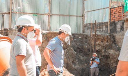 GOBERNADOR DE CALDAS LIDERÓ COMITÉ DE OBRAS DEL HOSPITAL LA DIVINA MISERICORDIA DE PALESTINA. CON LA CONSTRUCCIÓN SE APORTA A LA REACTIVACIÓN ECONÓMICA DEL MUNICIPIO, DE DONDE PROVIENE EL 90% DE LA MANO DE OBRA