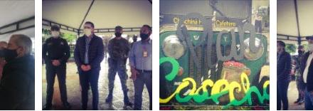 Ejército aumentará su pie de Fuerza en las zonas rurales de Caldas para la cosecha cafetera