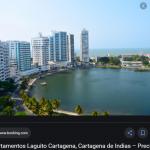 Entró en funcionamiento motobomba para superar problema ambiental en El Laguito, en Cartagena