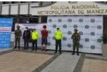 CAPTURADO UNO DE LOS INTEGRANTES DEL CARTEL DE LOS MÁS BUSCADO EN CALDAS