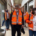 Territorial de Salud acompaña implementación de protocolos de bioseguridad en el aeropuerto La Nubia