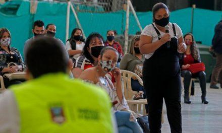 Alcaldía de Manizales conversó con padres de familia acerca de cómo evitar la deserción escolar