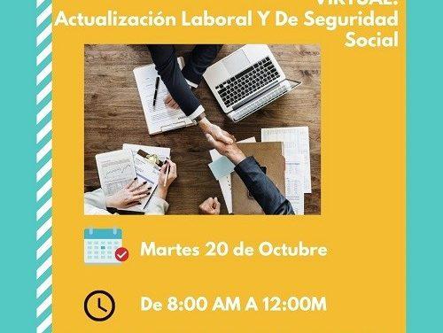 Act. Laboral y Seguridad Social