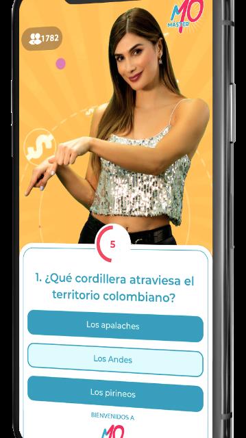 El programa de entretenimiento más divertido e innovador de Colombia: Máster 10