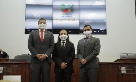 FUERON ELEGIDAS MESA DIRECTIVA Y SECRETARÍA DEL CONCEJO DE MANIZALES