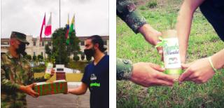En Caldas la Operación Artemisa se viste  de Navidad