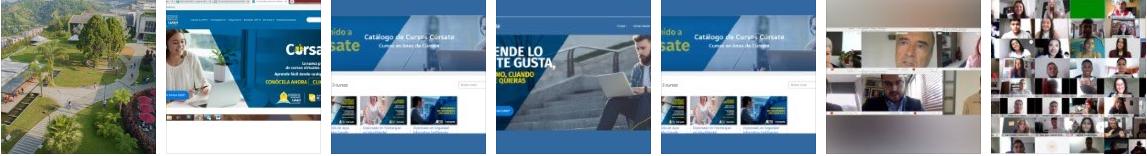 Cúrsate, la nueva plataforma de cursos virtuales de la Universidad Autónoma de Manizales