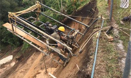 La Alcaldía, en convenio con Corpocaldas, ejecuta obras en 53 puntos de Manizales para mitigar el riesgo por lluvias  Inversión cercana a los 5 mil 200 millones.