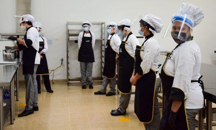 Artes Culinarias y Gastronomía UAM comienza sus prácticas bajo el Modelo de Alternancia