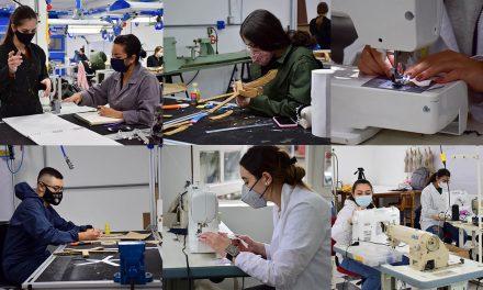 Diseño de Modas y Diseño Industrial UAM inician actividades en Laboratorios y Talleres