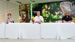 Con la vacunación masiva, Colombia saldrá adelante y lo haremos unidos como país, afirma el Presidente Duque