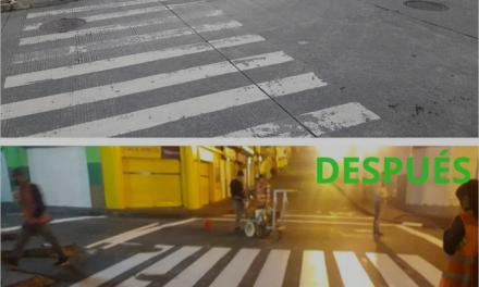 Secretaría de Movilidad mejoró señalización vial en 21 puntos críticos de Manizales