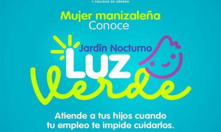 Jardín Nocturno Luz Verde: atención a niños y niñas de madres cabeza de hogar que laboran los fines de semana