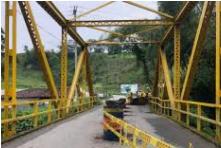 Gobernación de Caldas, Alcaldía de Chinchiná y Comité de Cafeteros llegan a acuerdo para reparar el Puente La Ínsula