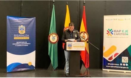 ⁃    RAP Eje Cafetero destaca el nivel de avance en Risaralda y contextualiza acerca de potencial regional.