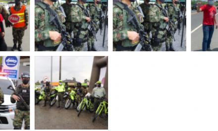 Ejército lanzó plan de seguridad para Semana Santa en el Eje Cafetero
