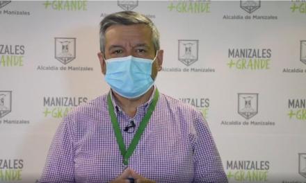 Listas en Manizales las vacunas contra la COVID-19 para la población entre 70 y 79 años