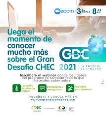 CHEC PRESENTA EL GRAN DESAFÍO CHEC, PROGRAMA DE DESARROLLO PARA EMPRESAS DE CALDAS Y RISARALDA