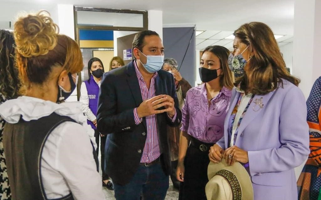 Casa de Mujeres Empoderadas, un espacioCasa de Mujeres Empoderadas, un espacio de atención y formación que llega a Manizales gracias a gestión de la Alcaldía de atención y formación que llega a Manizales gracias a gestión de la Alcaldía