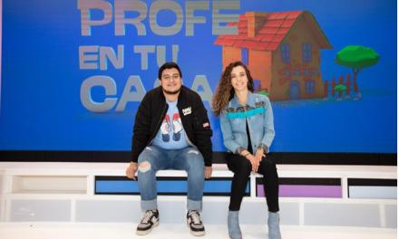 El próximo 23 de marzo 'Profe En Tu Casa' estrena su segunda temporada para educar, entretener y apoyar los procesos de aprendizaje de los estudiantes en el proceso de retorno a las aulas