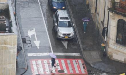 Secretaría de Movilidad monitorea puntos críticos de Manizales para evitar accidentes viales en temporada de lluvias