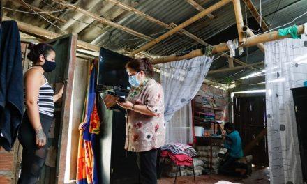 Finalizaron las visitas técnicas para el Programa de Mejoramiento de Vivienda 2021 en la zona rural de Manizales